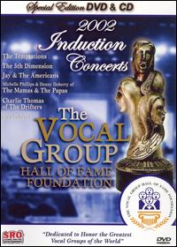 Vocal Group Hall of Fame Vol. 1 (2002)